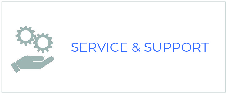 link for service and support to service form