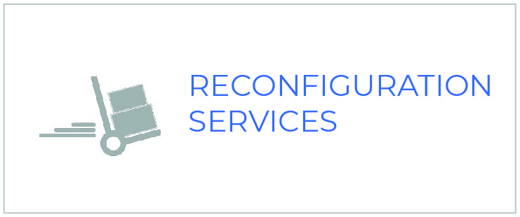 reconfiguration services for national office services