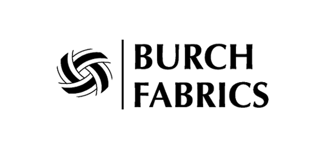 burch fabrics logo | national office