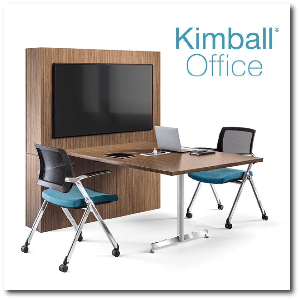 kimball office tables | national office