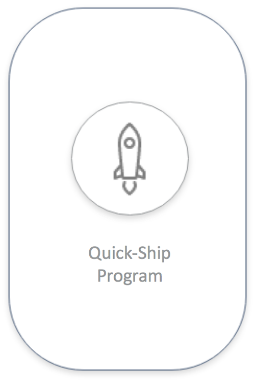 Quick Ship Program | national office