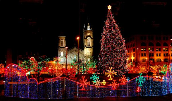 Things to do in Cleveland for the Holidays
