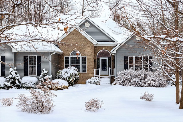 Winter Home Buying †4 Reasons Why It's Okay to Start Shopping Now