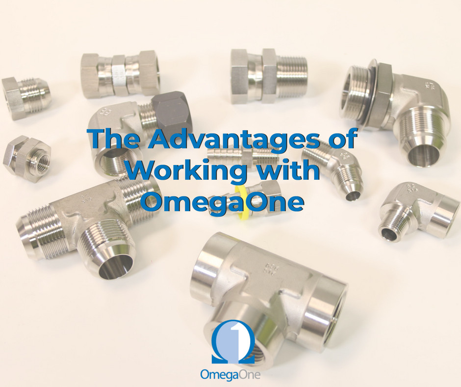 Advantages of working with OmegaOne | Cleveland, Ohio