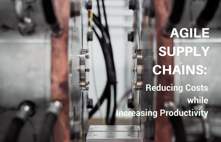 Agile Supply Chains reducing costs while increasing productivity