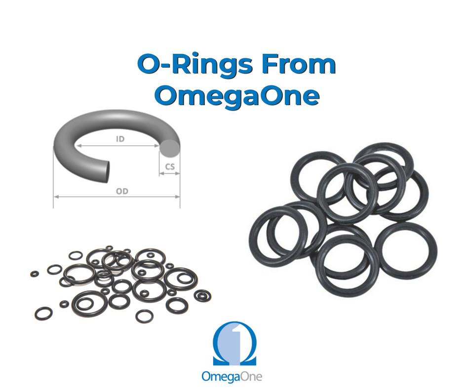 O-Rings From OmegaOne | Cleveland, Ohio | Steel fittings