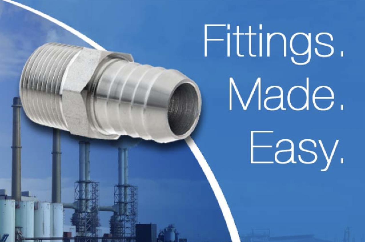 passivation of stainless-steal fittings at OmegaOne