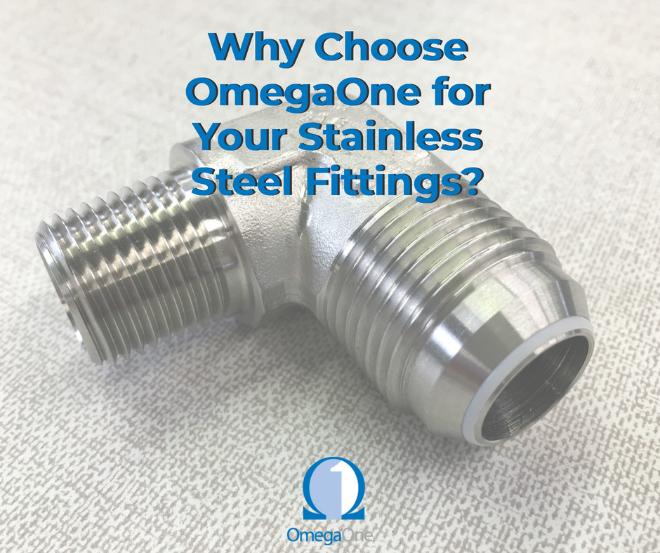 Why Choose OmegaOne for Your Stainless Steel Fittings? | Stainless Steel Tube Fittings