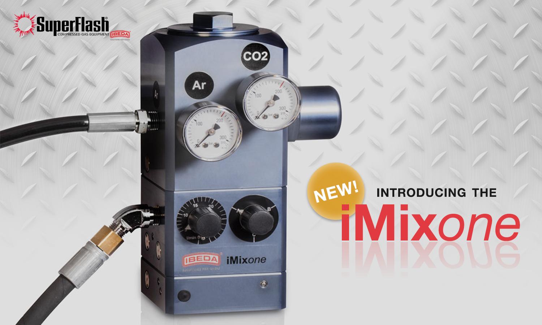 Introducing the iMixone Gas Mixer!