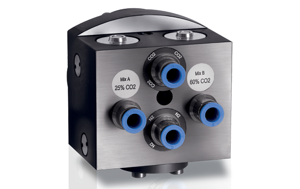iMixcompact  Gas Mixer