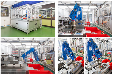 New Leak Testing Equipment Increases Production In Germany
