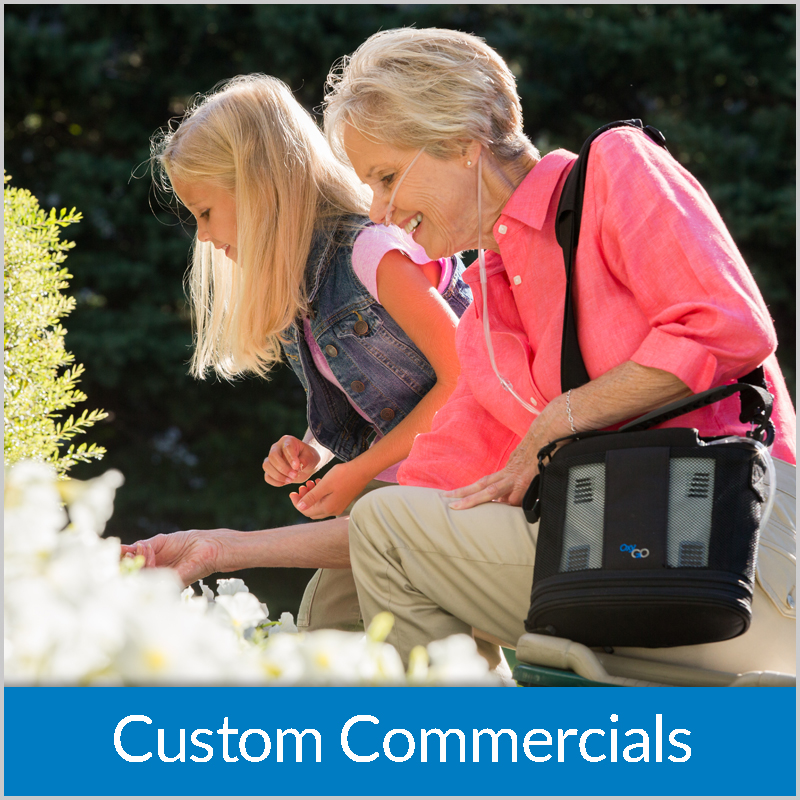 Custom Commercials