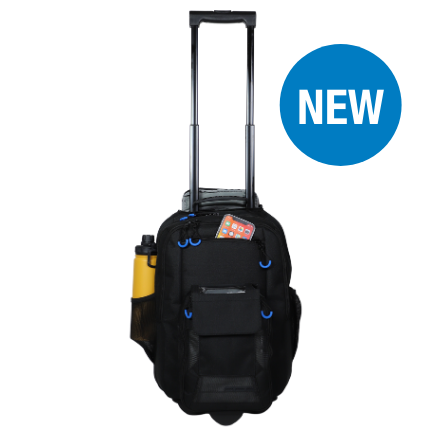 The NEXT Traveler - Rolling Backpack