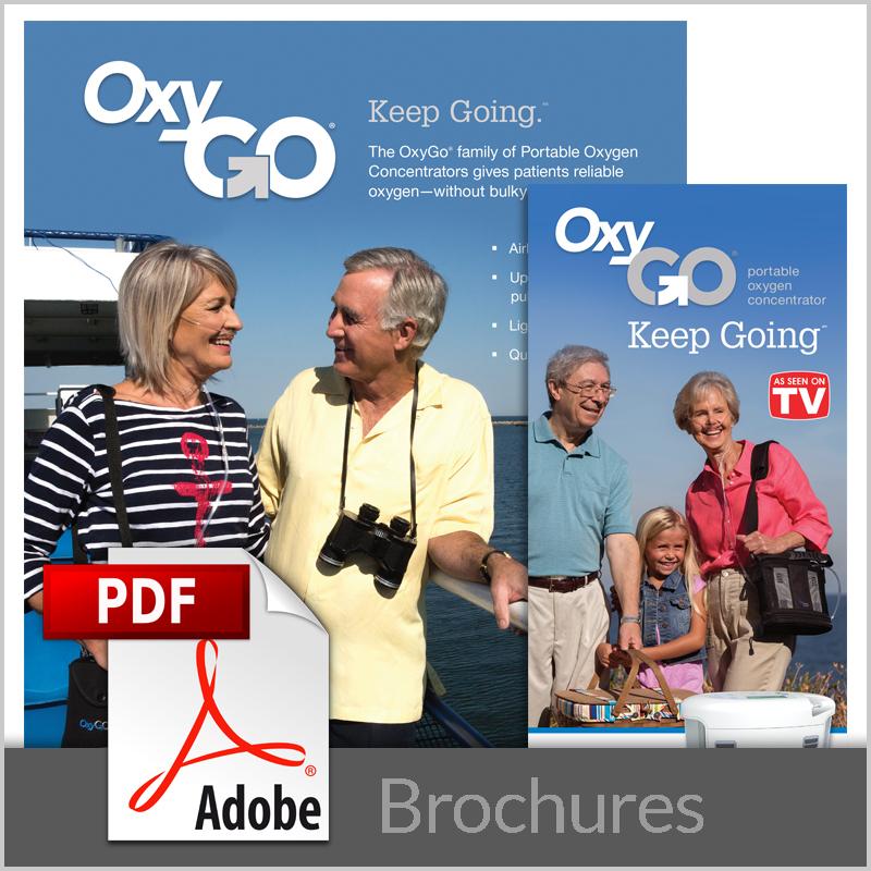 OxyGo Brochures