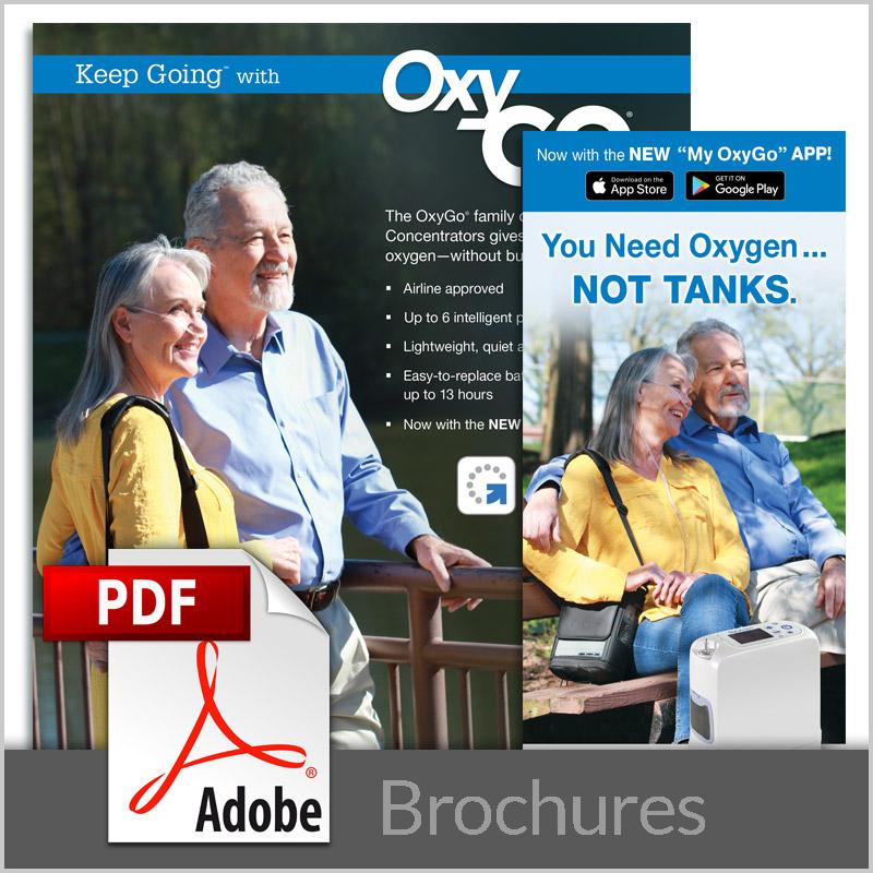 OxyGo Combo Brochures