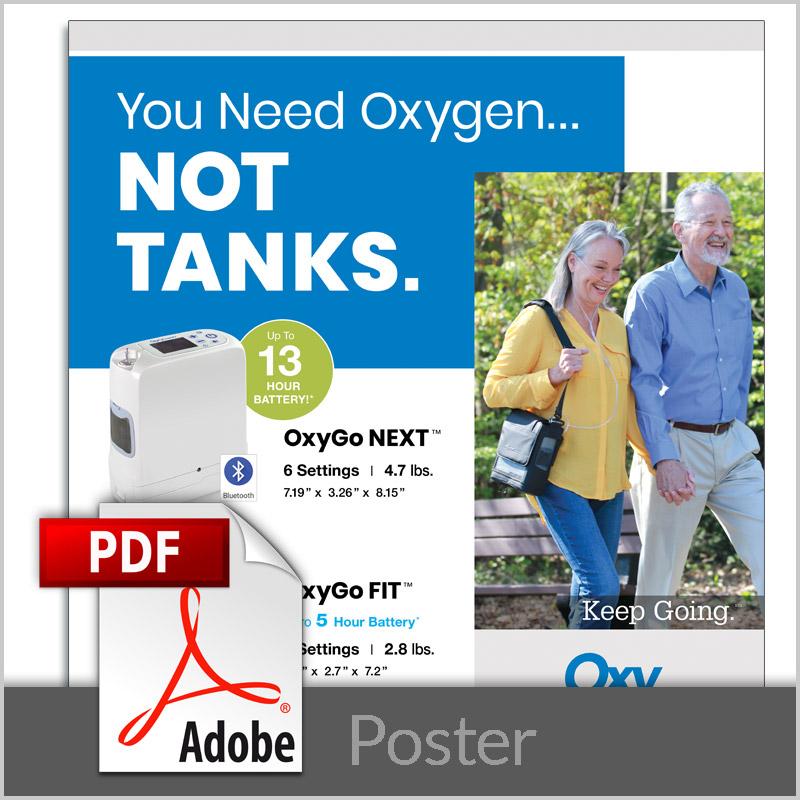 OxyGo Combo Poster