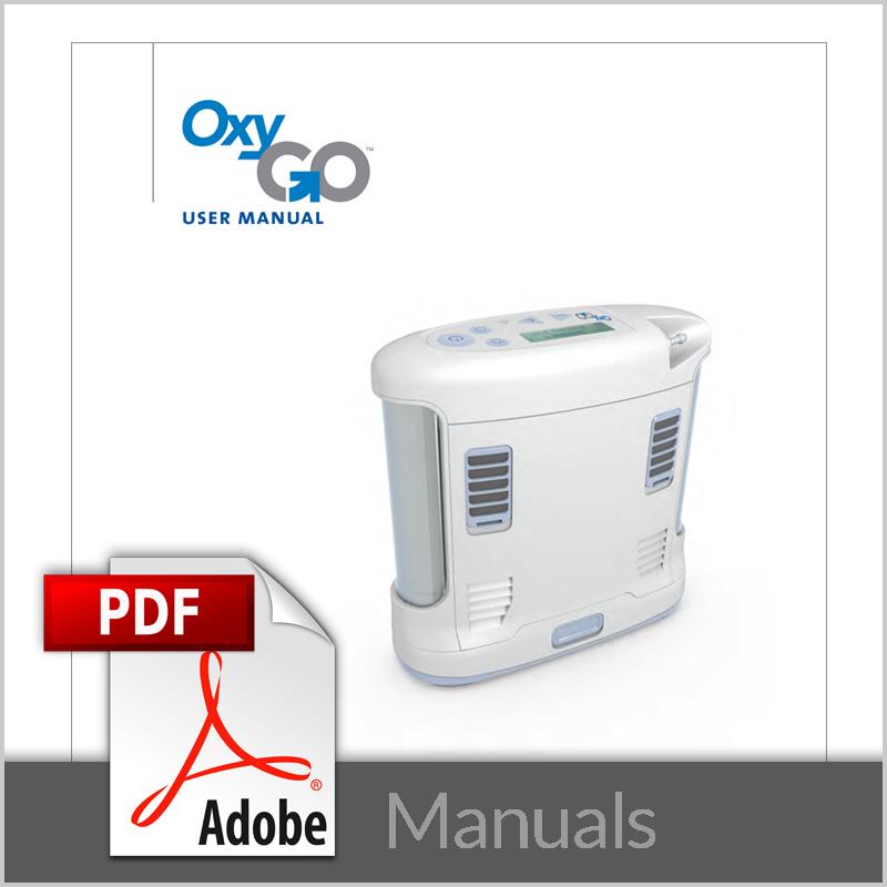 OxyGo Manuals