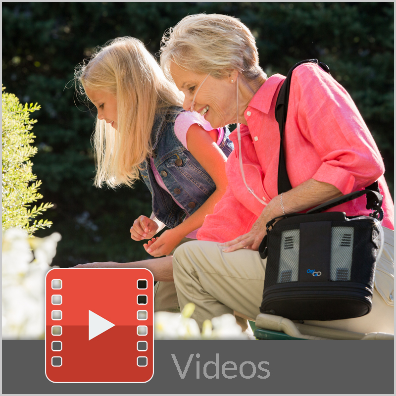 OxyGo Videos