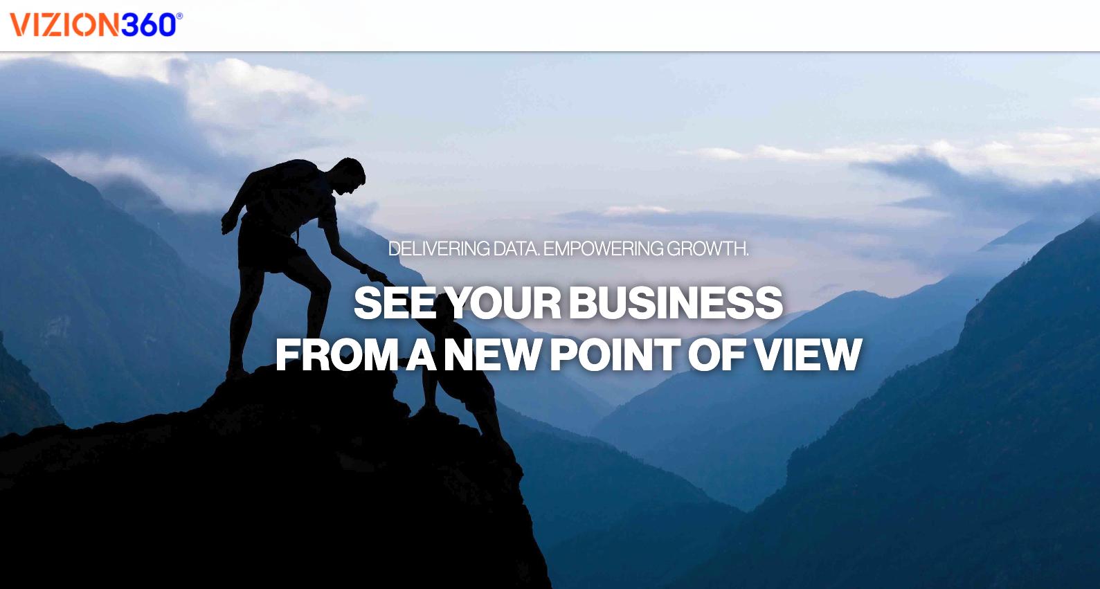 Vizion360 Business Intelligence