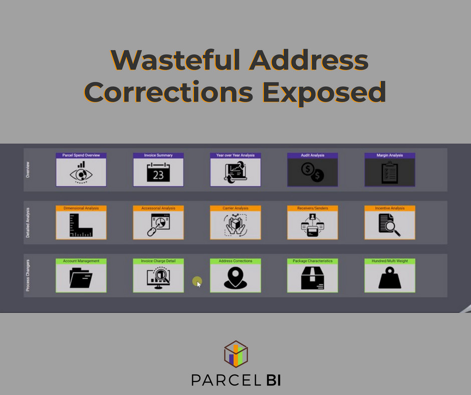 Wasteful Address Corrections Exposed