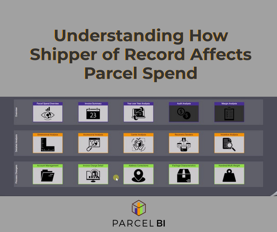 Understanding How Shipper of Record Affects Parcel Spend | Parcel BI