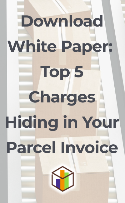 Download White paper: Top 5 charges hiding in your parcel invoice