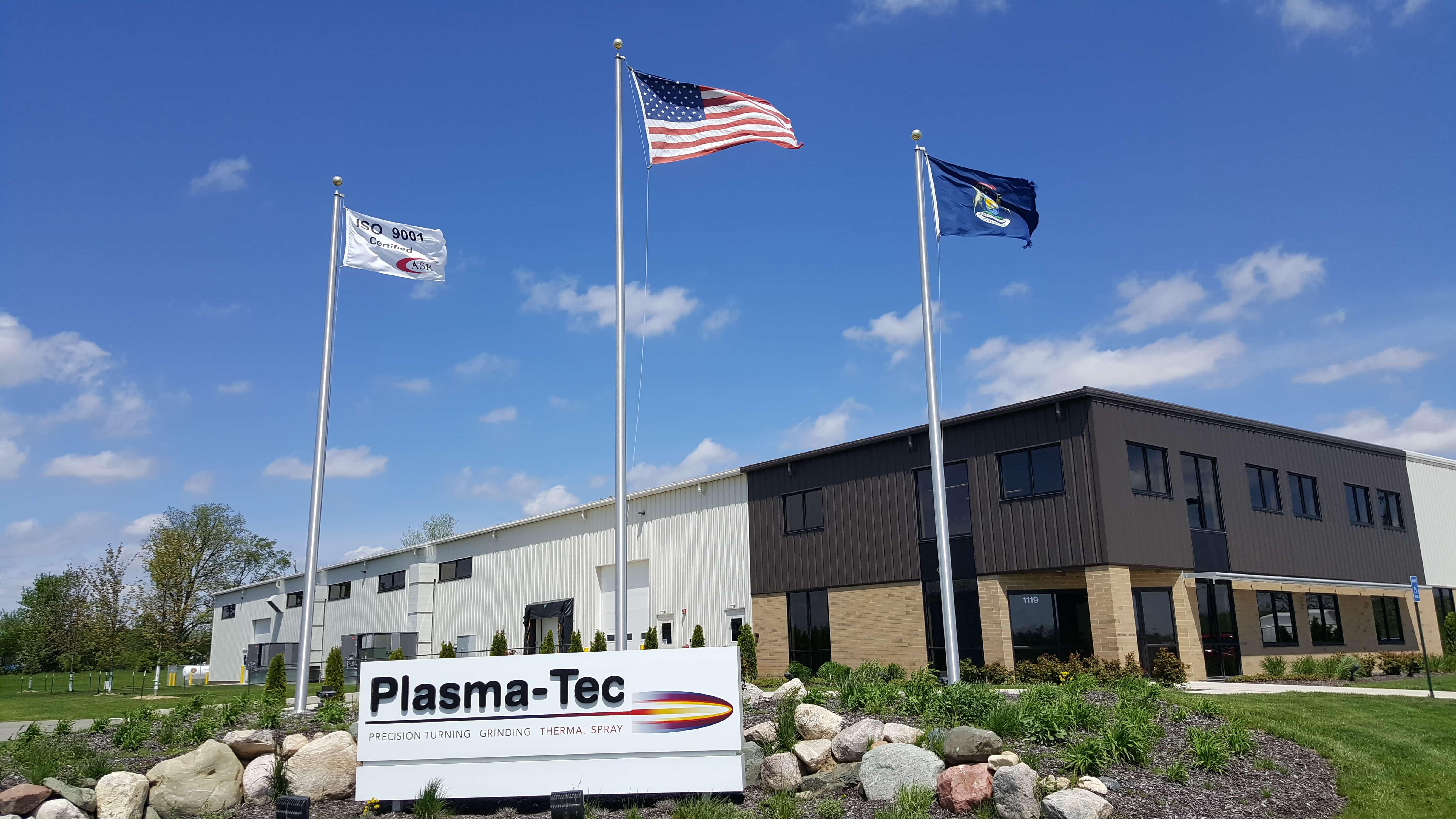 Plasma-Tec Building