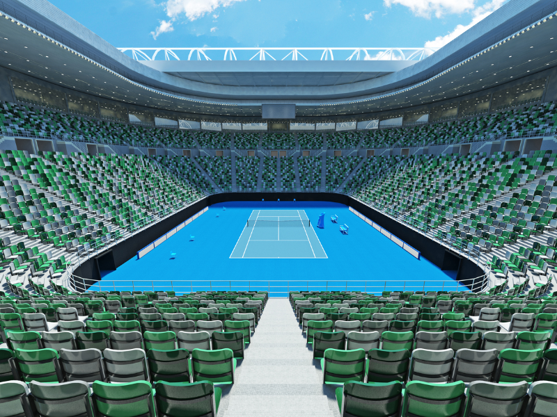 Precision Brush; Retractable Roof and Stadium Roof Brushes