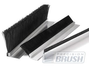 Aluminum Holders for Strip Brushes