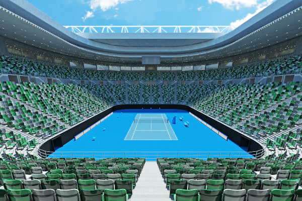 Retractable Roof and Stadium Roof Brushes