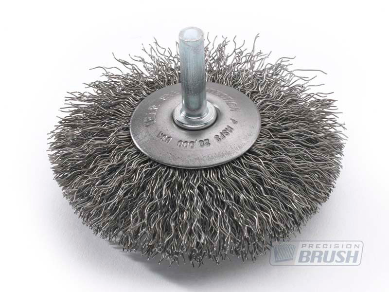 Conflair Brushes Carbon Steel Wire