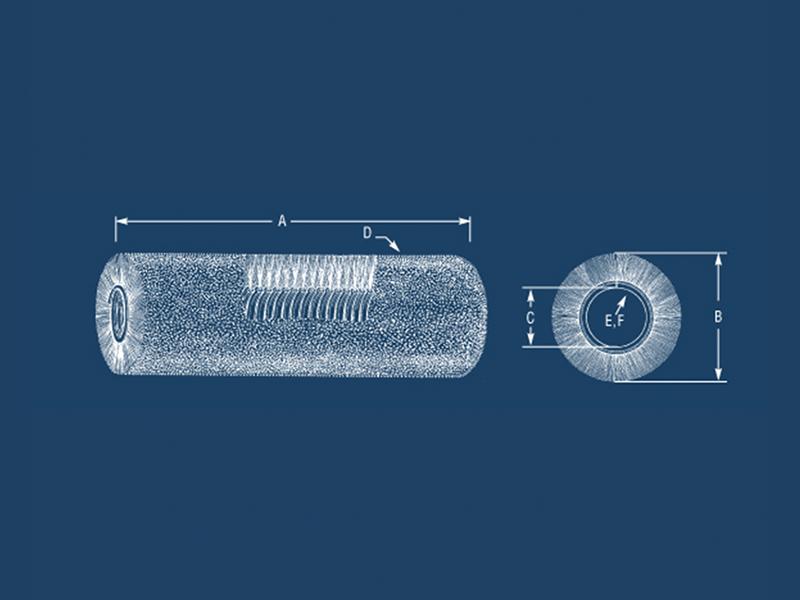 Design a Cylinder Brush