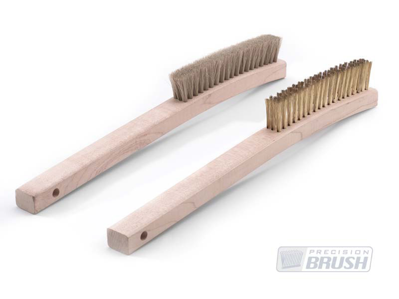 Large Curved Handle Scratch Brush