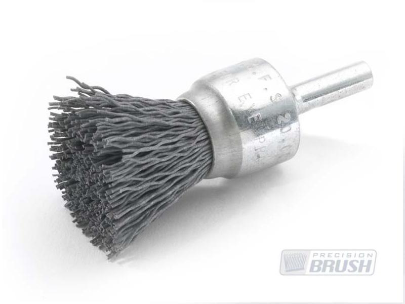 Solid End Brushes Aluminum Oxide