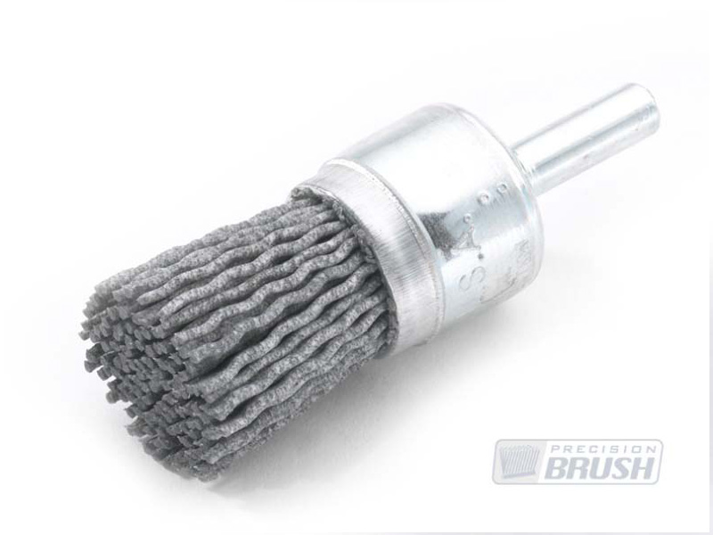 Solid End Brushes Silicon Carbide