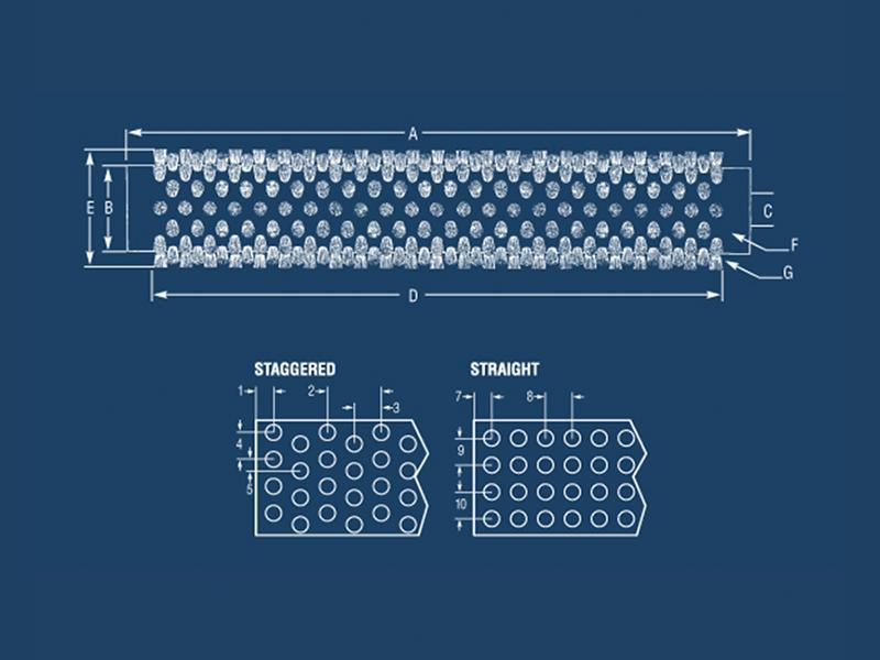 Design a Staple Set Cylinder Brush
