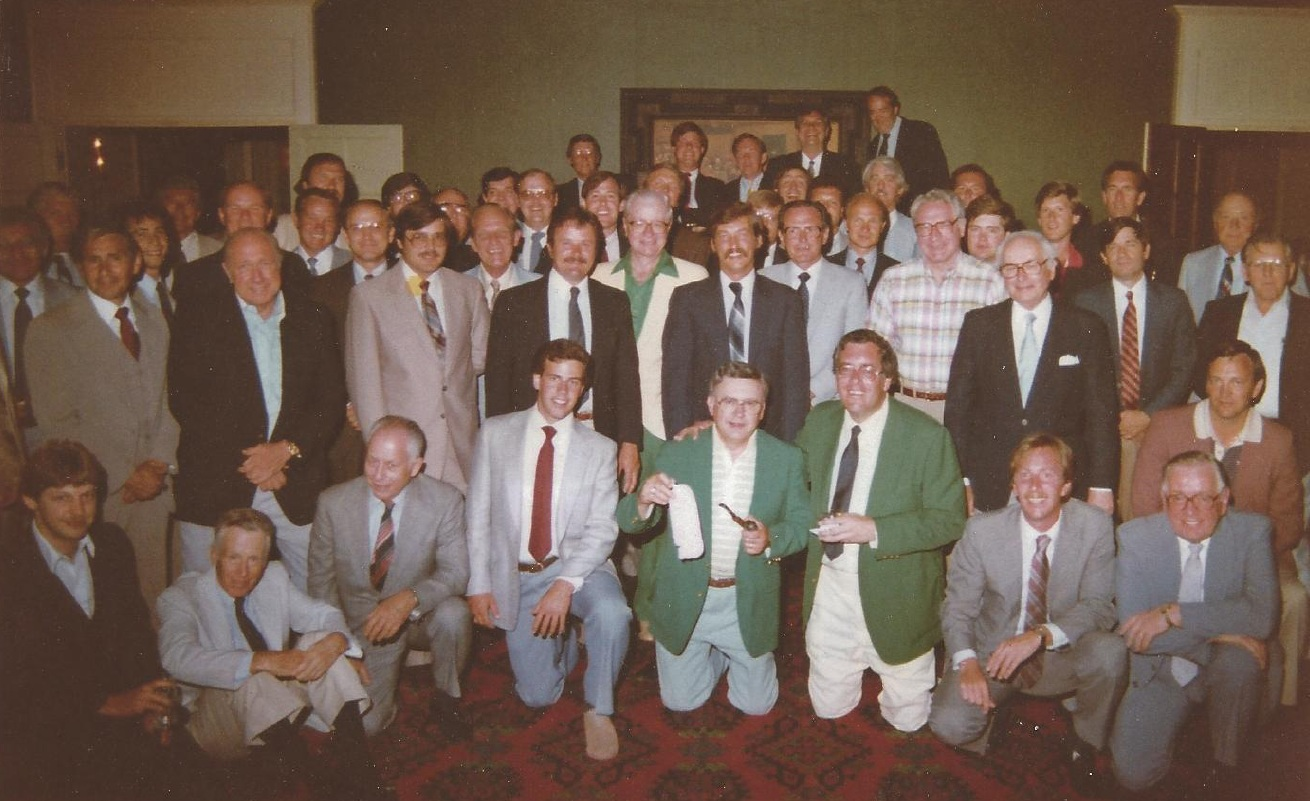 Cleveland Brush Manufactures Meeting 1984