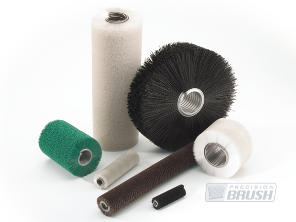 Precision Brush; Cylinder Brushes