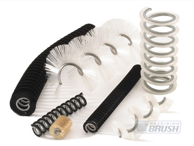 Precision Brush; Spiral Brushes