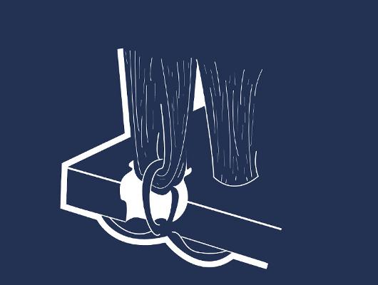 Wire Drawn Brush