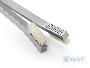 Precision Brush; How Brushes are used in Industries Around the World