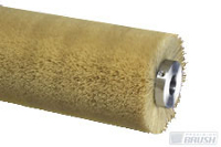 Epoxy Wound Cylinder Brushes Mfg by Precision Brush Co.