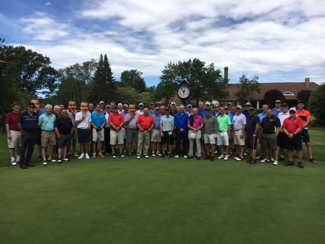 57th Annual Golf Outing for Brush Manufacturers | Precision Brush