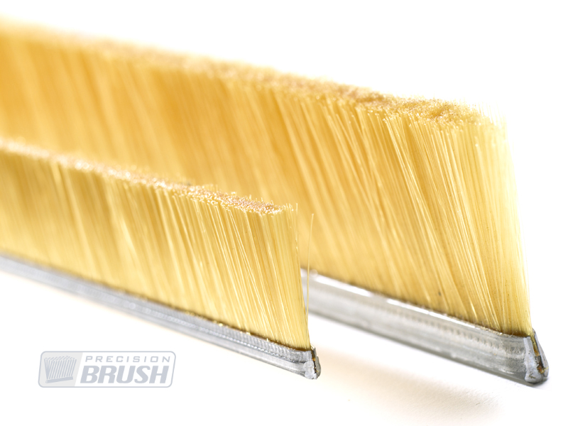 Dissipative Strip Brushes Nylon