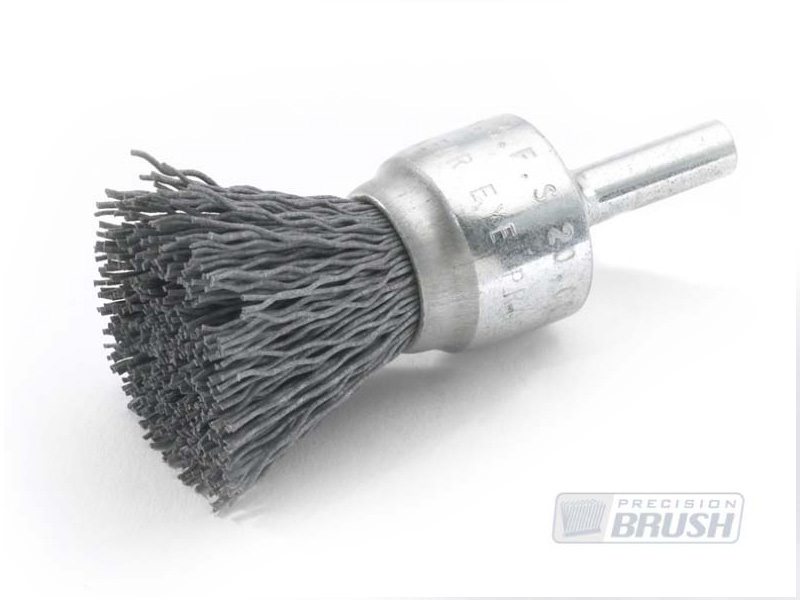 Solid End Brushes Aluminum Oxide