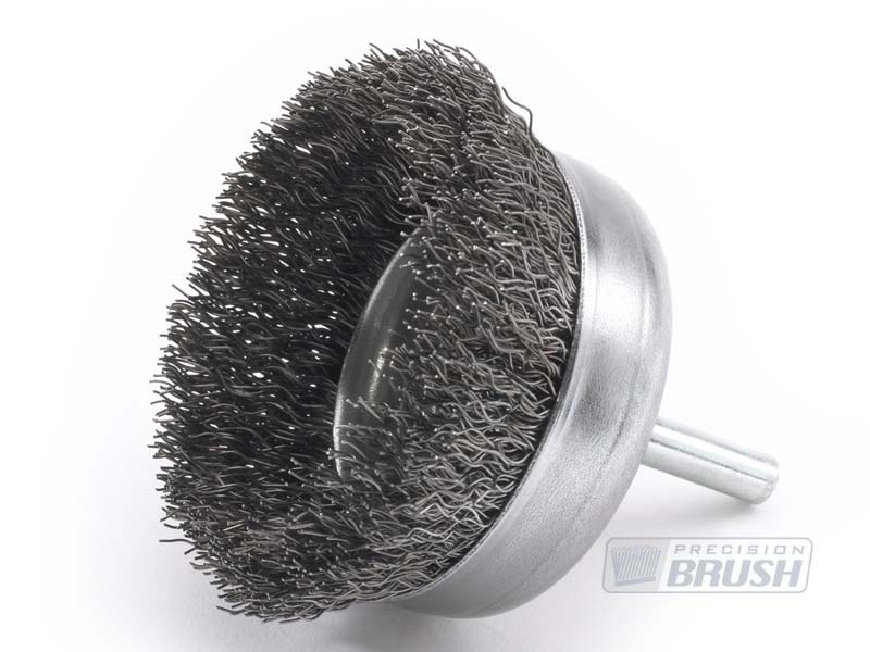 Wire Cup Brushes Carbon Steel Wire