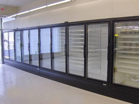 Commercial Refrigeration Install