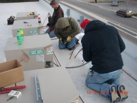 Professional HVAC/R Services, Inc.