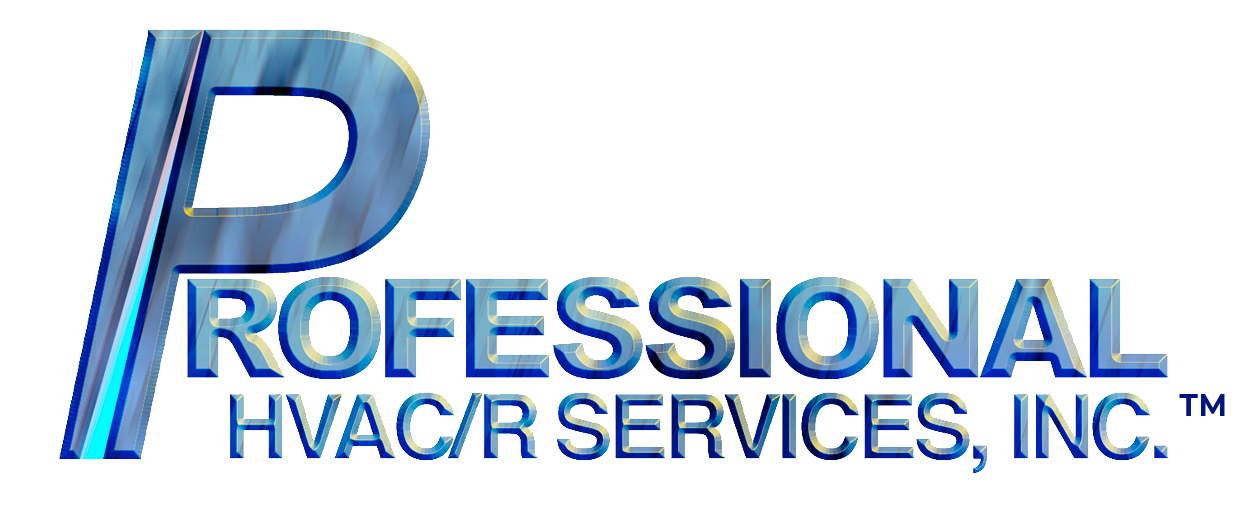 Professional HVAC/R Services, Inc. Logo