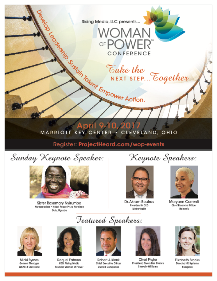 Woman of Power Conference Cleveland | 2017 WoPC